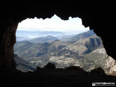 Sierras Subbéticas;Priego de Córdoba;actividades de ocio excursiones con niños grupo senderos